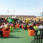 Великодні ярмарки у Відні -- розвага для гостей і для мешканців міста
