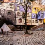 Будинок  Хундертвассера – одне з найпопулярніших місць туристичного «паломництва» у Відні