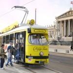 Vienna Ring Tram або Відень з вікна старенького трамвая...