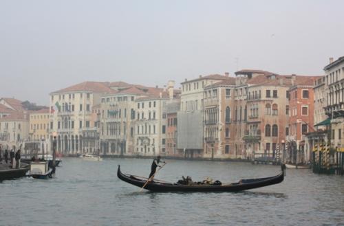 Felicità по-венеціанськи…(Зимові сни красуні Венеції)