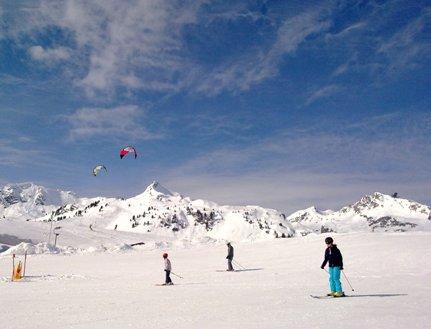 Обертауерн – альпійські схили на прокат…