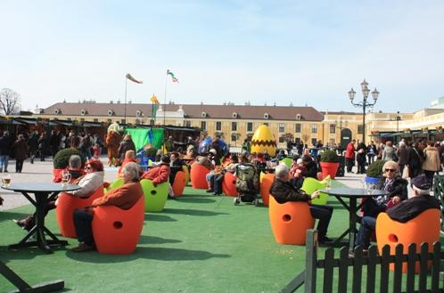 Великодні ярмарки у Відні — розвага для гостей і для мешканців міста