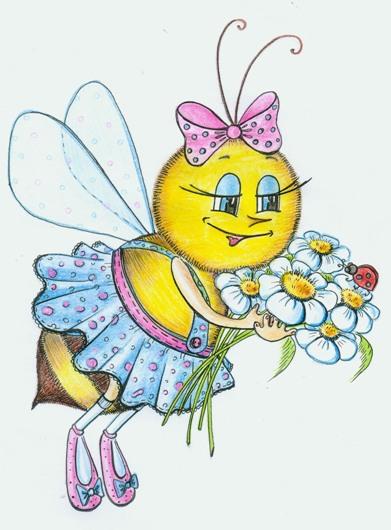Бджолина пісенька