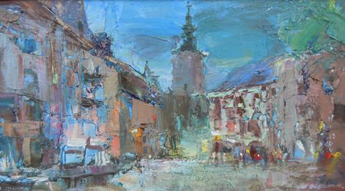 Ploscha Rynok – das Herz von Lviv