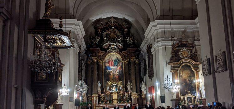 Різдвяний настрій від Піккардійської терції у Відні