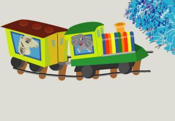 Іграшковий поїзд