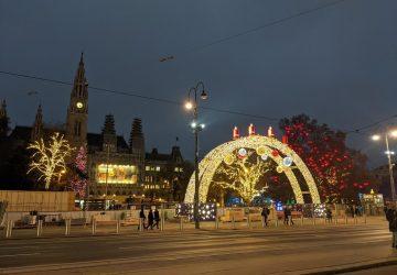 Різдвяні ярмарки в Відні в 2020 – лише гарний спогад, але не все так погано ;)