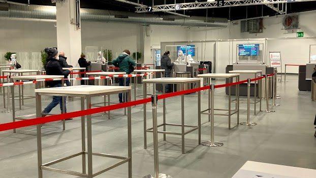 Безкоштовний швидкий тест на COVID-19 у Відні